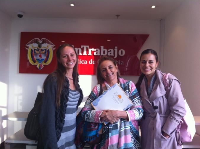 El Arte de Vivir Ministerio de Trabajo Colombia con Beatriz Goyoaga
