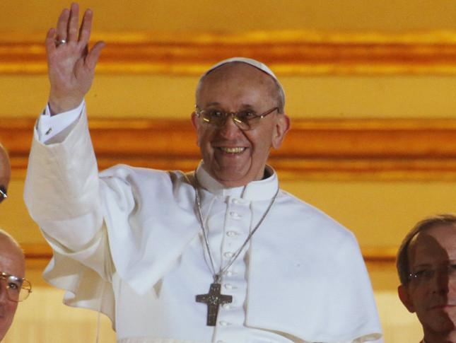 Papa Francisco Mensaje de Paz y Alegría