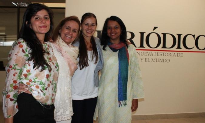 El Arte de Vivir Colombia en el Periódico con Beatriz Goyoaga