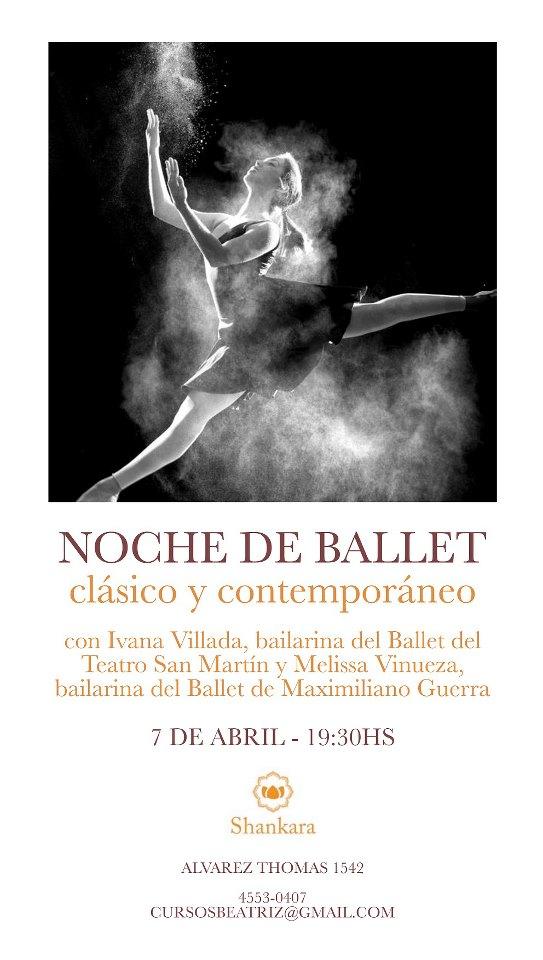 Feria Shankara Online Ballet Clásico y Contemporáneo