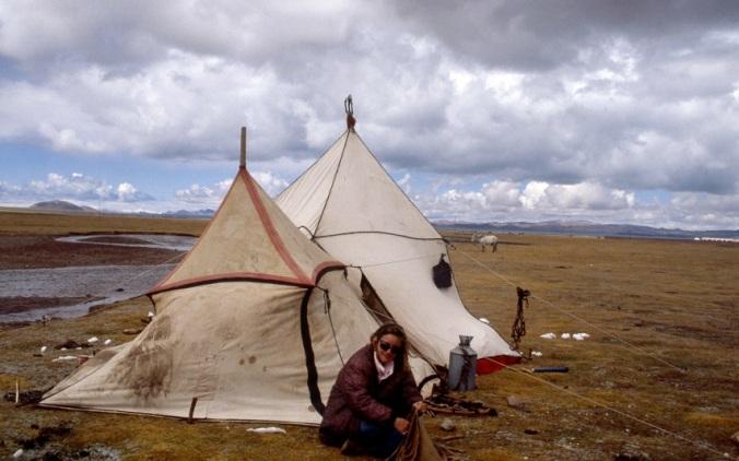 Desierto de Gobi - Frontera China.Tibet Mediana